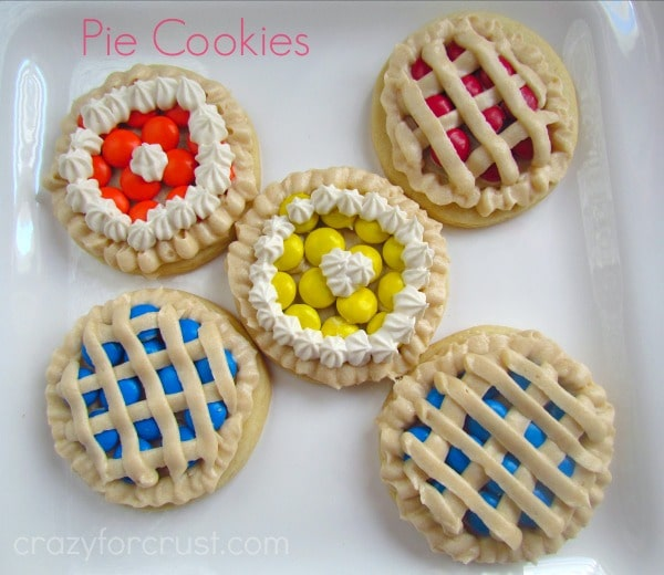 """Pie"" Cookies (and more!)"