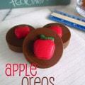 apple oreos