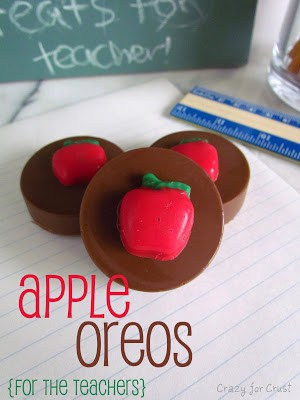 apple oreos