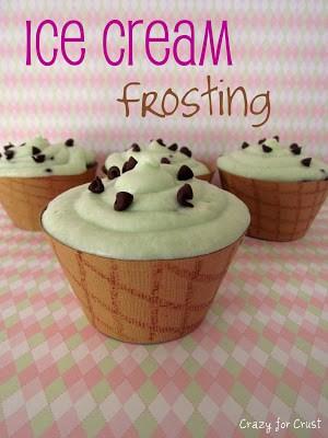 ice cream frosting