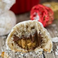 Reese's Stuffed Snowballs (2 of 2)w