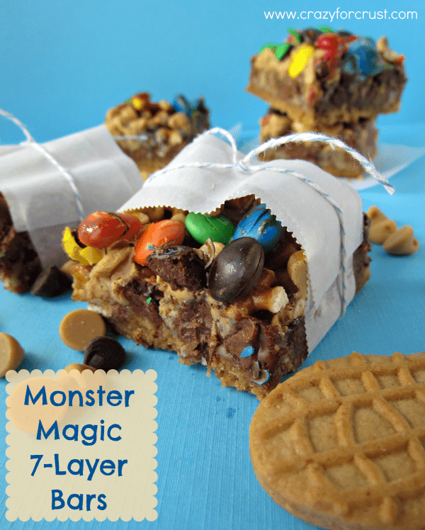Monster Magic 7 layer 2 words