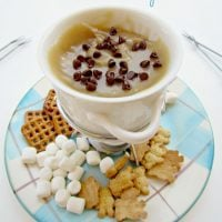 cookie dough fondue 1
