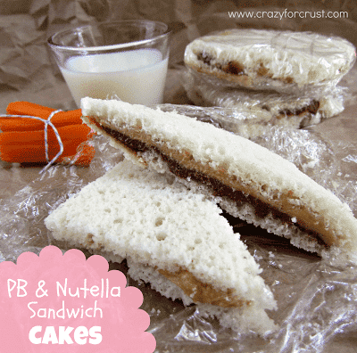 PB Nutella Sandwiches 5 words