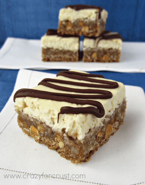 Oatmeal Scotchie Cheesecake Bars 1 words