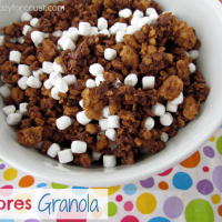 smores granola