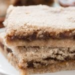 Apple Butter Pie Bars