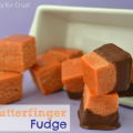 butterfinger fudge 2 words