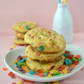 fruity pebble pudding cookies 1 words