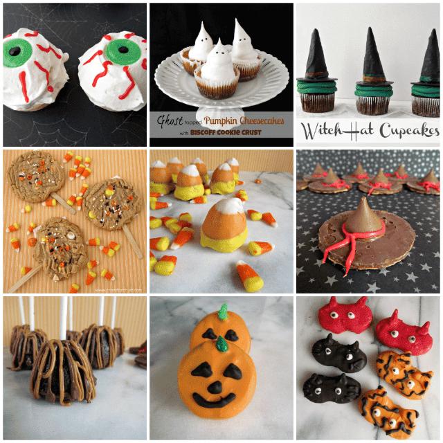 Halloween dessert ideas - 9 photos