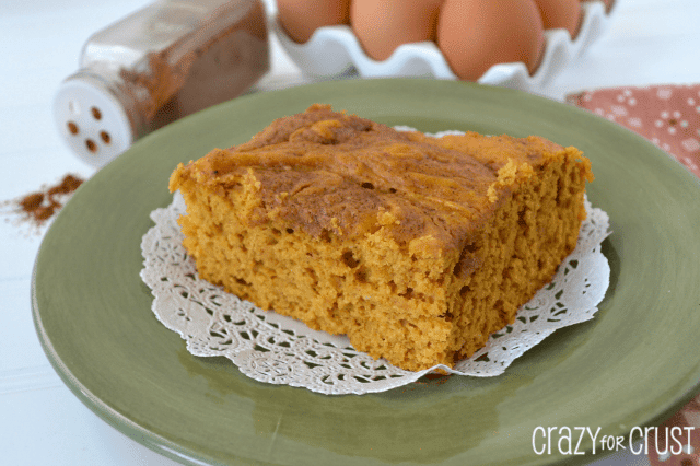 Sugar Free Pumpkin Snack Cake Crazy For Crust