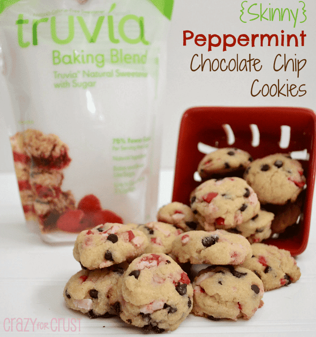Recipe: Peppermint chocolate chip cookies