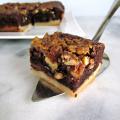 pecan pie brownies