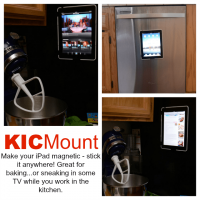 KICMount collage