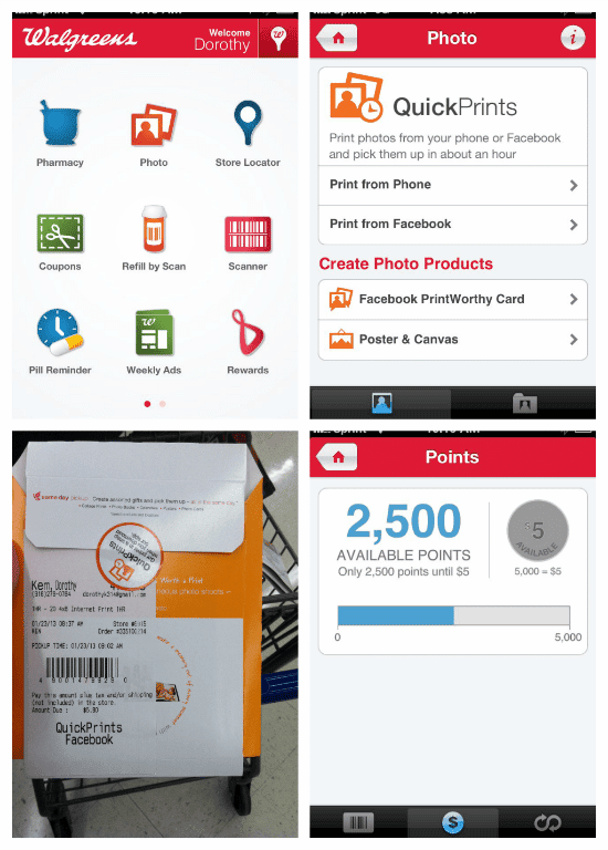 Balance rewards app walgreens