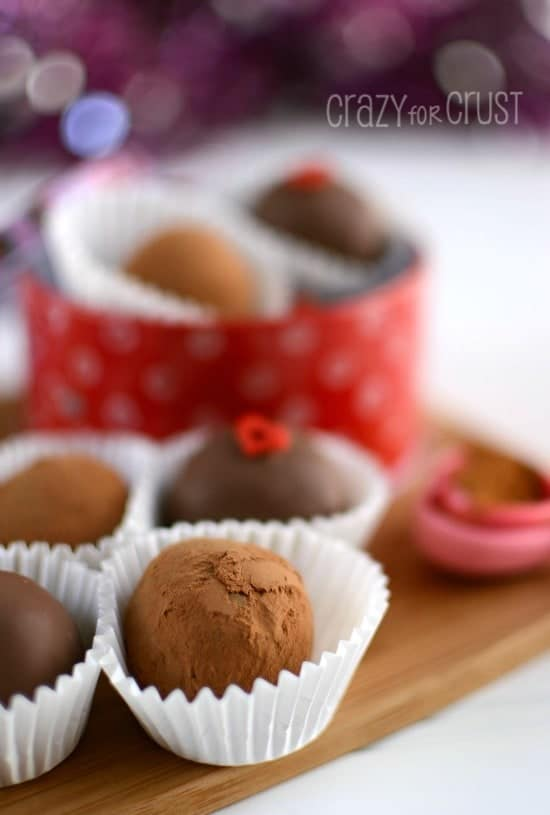 Mexican Chocolate Truffles 1 words