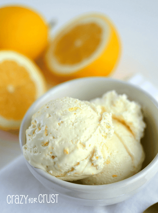 Skinny Lemon Ice Cream 3 words