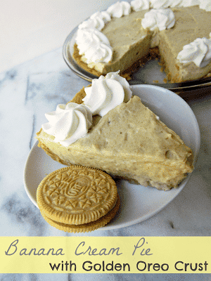 banana cream pie 2 words