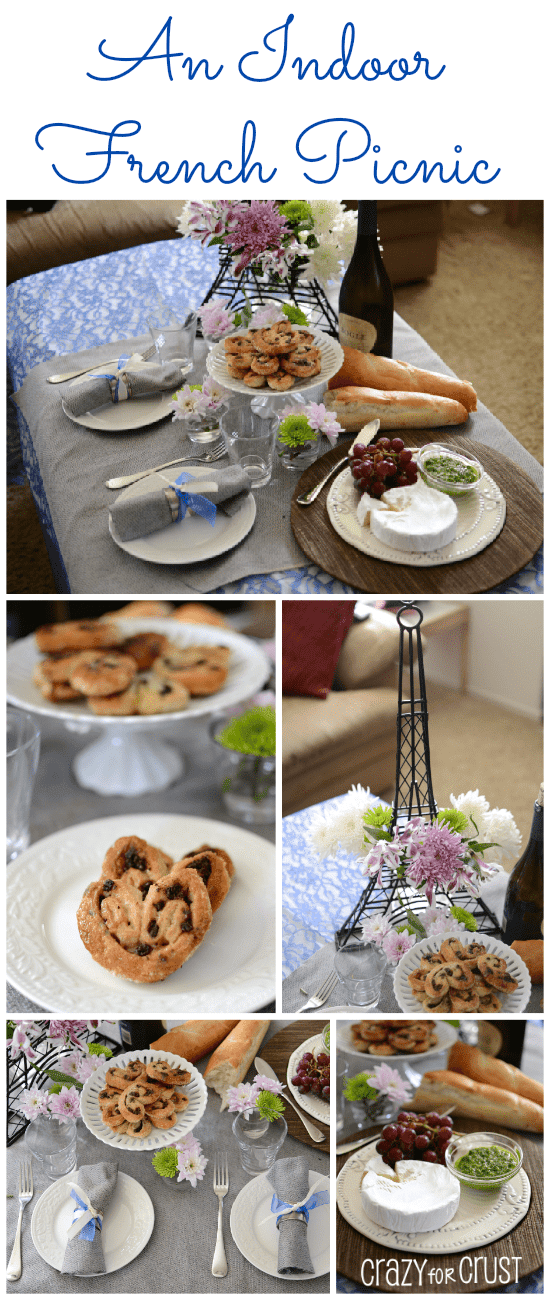 Indoor French Picnic
