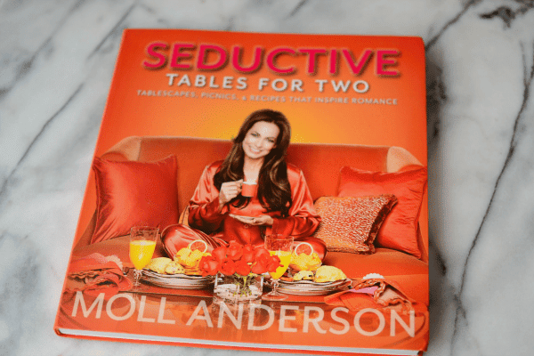 seductive table for two book