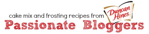 duncan hines giveaway recipes