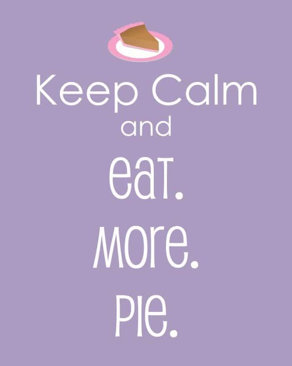 keep calm pie-001