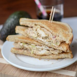 Chicken Salad Sandwiches | Crazy for Crust