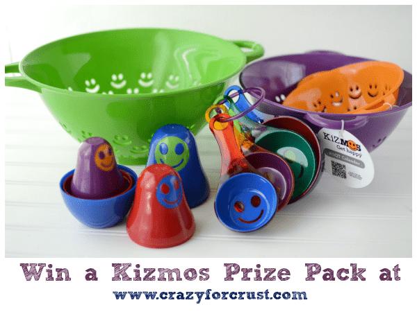 kizmos giveaway