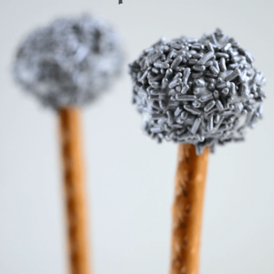 Microphone Cake Pops | Crazy for Crust
