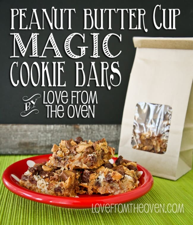 magic seven layer cookie bars