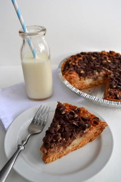 magic cookie bar pie easiest pie ever