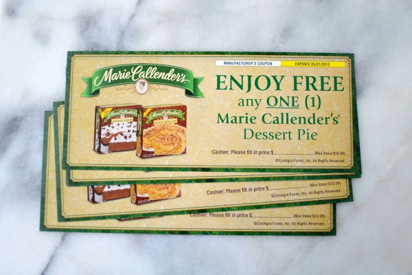 marie callenders free pie coupons2