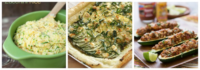 46 Sweet and Savory Zucchini Recipes