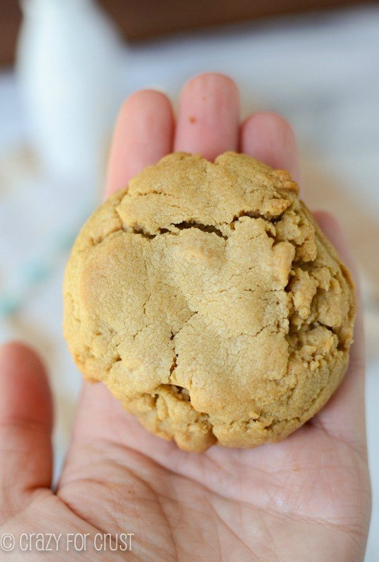 XL Bakery Style Peanut Butter Cookies