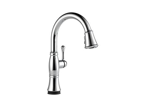 The Journey to a New Kitchen Faucet, Part 2 | crazyforcrust.com | #deltafaucetinspired