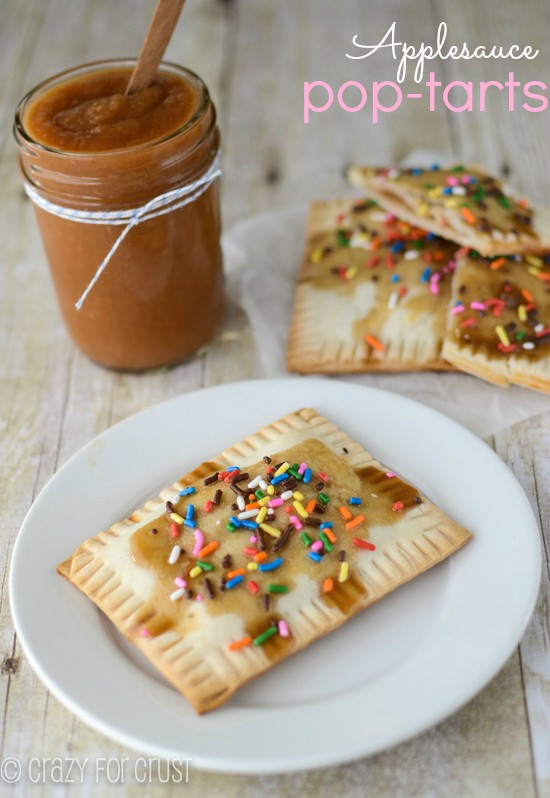 Recipe: Applesauce Pop-Tarts