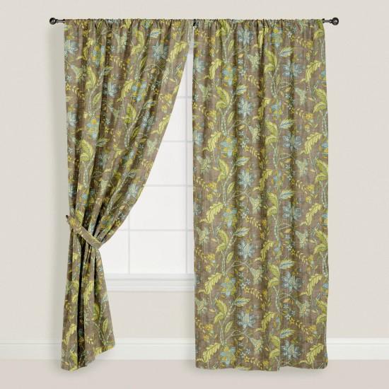 Tamara Flora Curtain World Market