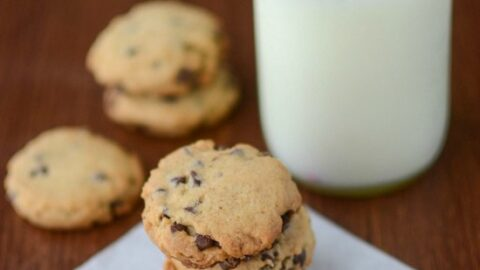Famous Amos Copycat Chocolate Chip Cookie Crazy For Crust