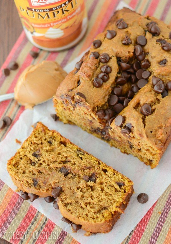 Peanut Butter Pumpkin Bread (2 of 4)