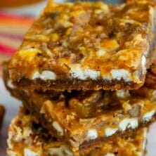 stack of magic bars