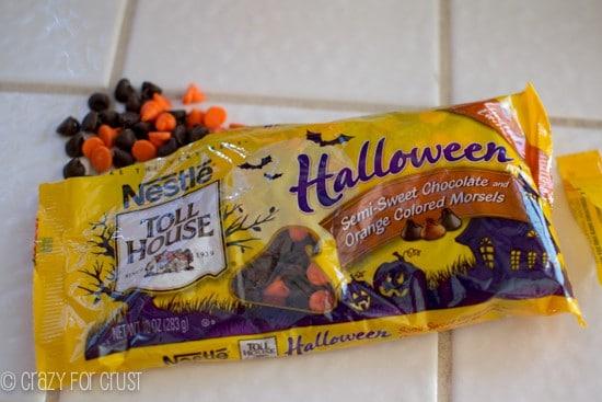 Halloween Fudge Process (1 of 2)