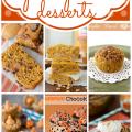 Over 100 Pumpkin Desserts