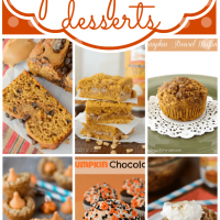 Over 100 Pumpkin Desserts