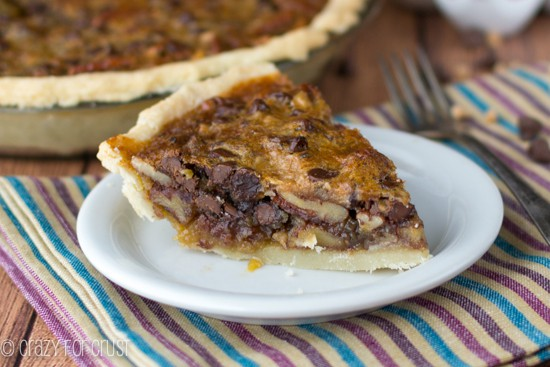 Toffee Chocolate Pecan Pie (4 of 5)