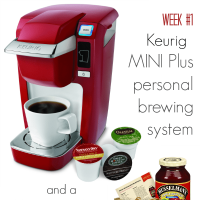 week 1 keurig