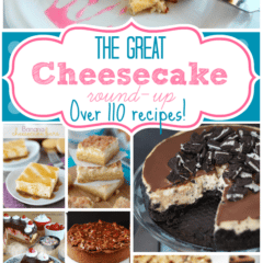 Cheesecake Round Up