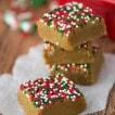 Gingerbread Fudge (4 of 5)w