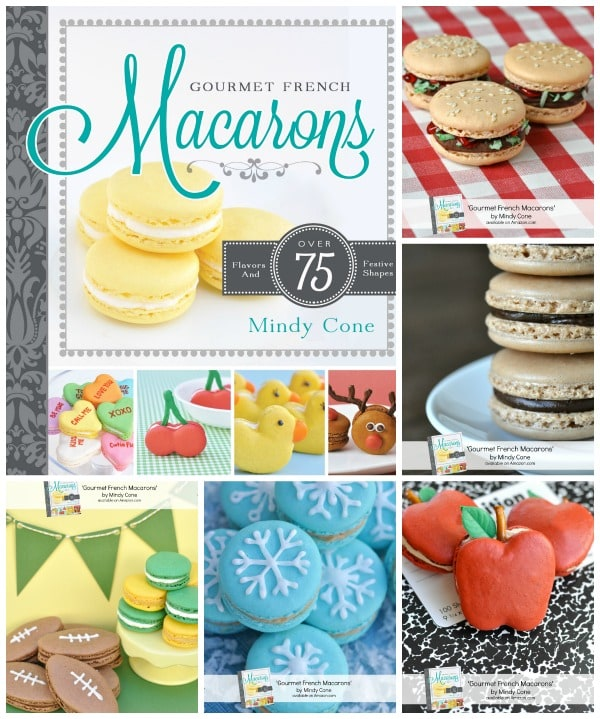 Macarons by Mindy Cone