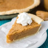 Peanut Butter Chess Pie (4 of 5)w