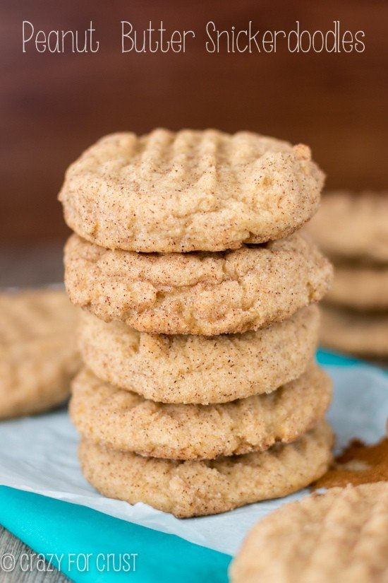 Peanut Butter Snickerdoodles (3 of 6)w